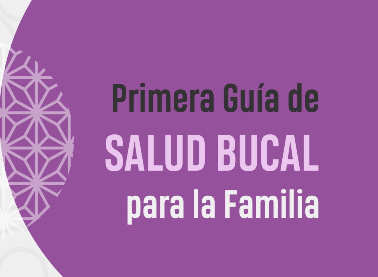 El COPBA1 presentó su primera Guía de Salud Bucal para la Familia