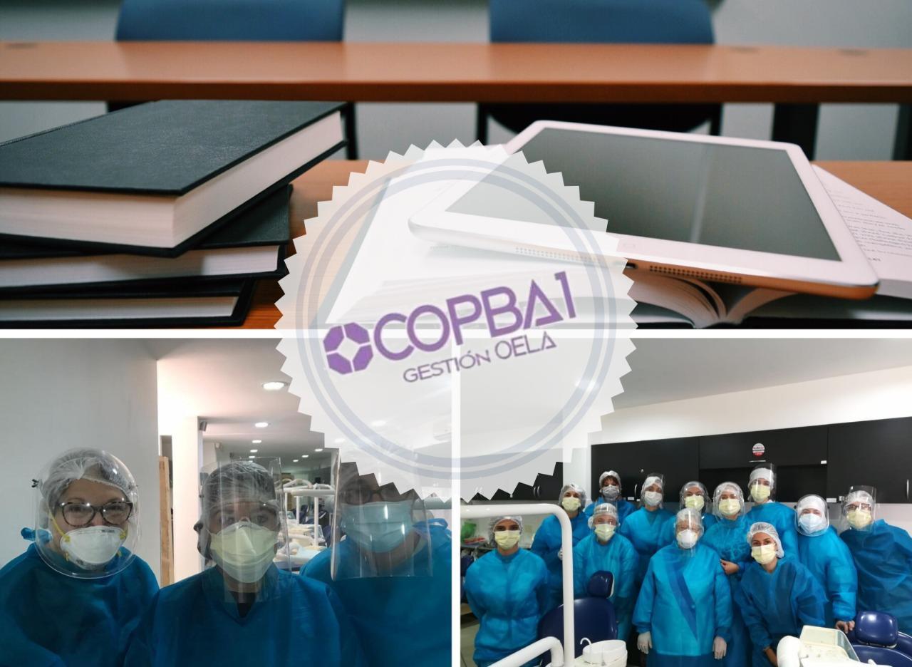 Comisión de Actividades Científicas y Académicas: 'La Escuela se adaptó a las necesidades del colega durante la pandemia'