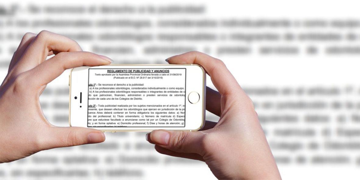 COPBA1 implementó un Registro de Publicidad y Protocolo de Adecuación